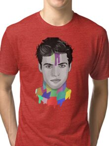 Matthew Daddario Tri-blend T-Shirt