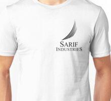 Sarif Industries Logo (Black) Unisex T-Shirt
