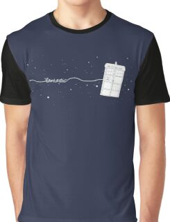 Fantastic TARDIS Graphic T-Shirt