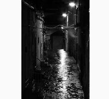 Street at night Unisex T-Shirt