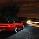 Porsche Boxster S by iShootcars