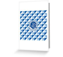 Queens Park Ranger football club Greeting Card
