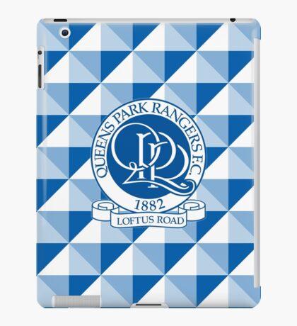Queens Park Ranger football club iPad Case/Skin
