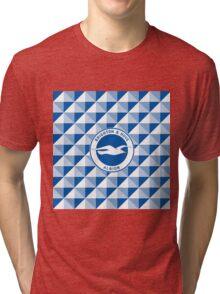 Brighton & Hove Albion football club Tri-blend T-Shirt