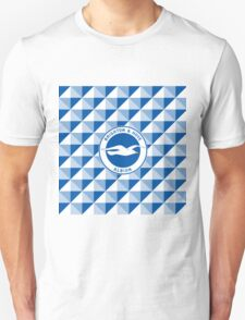 Brighton & Hove Albion football club Unisex T-Shirt