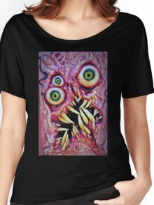 Necronomicon ex mortis 4 Women's Relaxed Fit T-Shirt