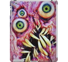 Necronomicon ex mortis 4 iPad Case/Skin