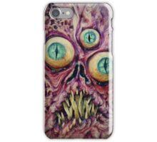 Necronomicon ex mortis 5 iPhone Case/Skin