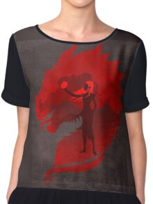 Mother of Dragons Chiffon Top