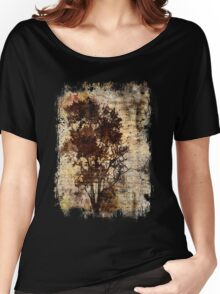 Trees sing of Time - Vintage Women's Relaxed Fit T-Shirt