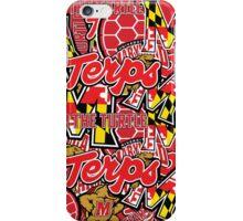 University of Maryland Collage iPhone Case/Skin