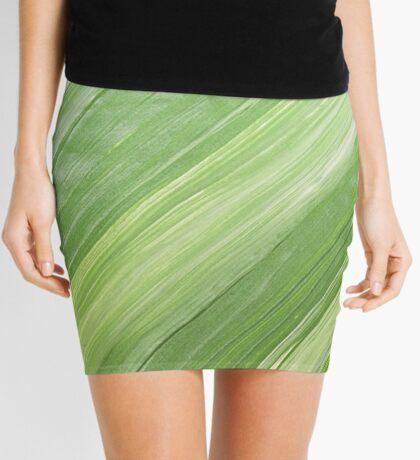 Ink & Charcoal #3 Mini Skirt