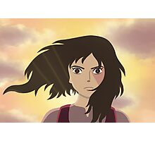 Therru from Tales of Earthsea Photographic Print