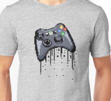 Pixel XBox 360 Controller Unisex T-Shirt