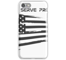 USA Cops/Military iPhone Case/Skin
