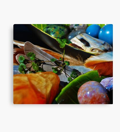 Forty ~ 8x10 Canvas Print