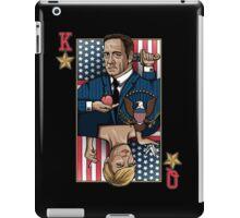 Frank Underwood iPad Case/Skin