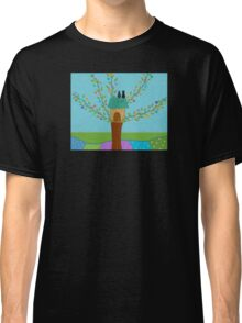 Tree House - Cats  Classic T-Shirt
