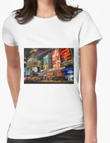 West Side Story Womens Fitted T-Shirt