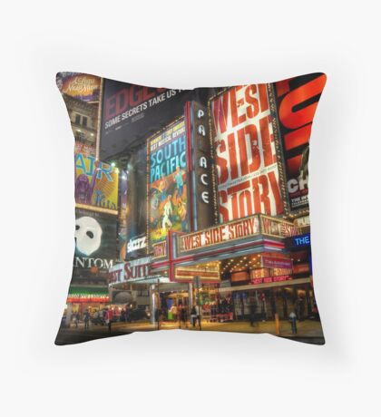 West Side Story Throw Pillow