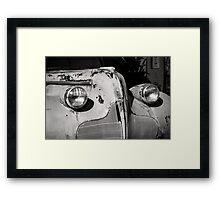 Classic Ride Framed Print