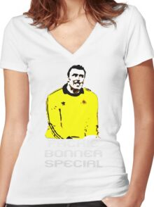 Packie Bonner Special Women's Fitted V-Neck T-Shirt