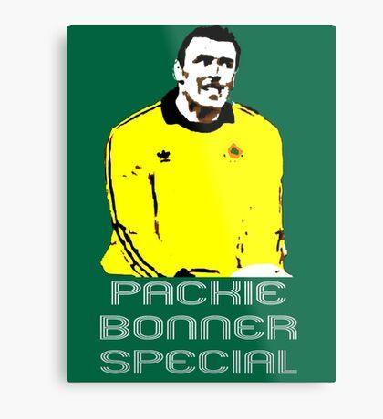 Packie Bonner Special Metal Print