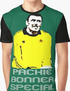 Packie Bonner Special Graphic T-Shirt
