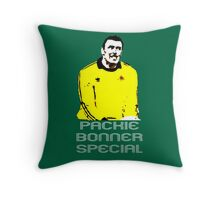 Packie Bonner Special Throw Pillow