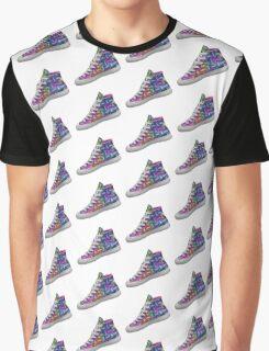 Sneaker Graphic T-Shirt