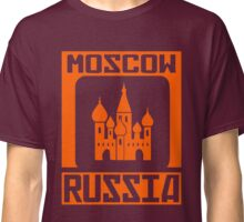 MOSCOW, RUSSIA Classic T-Shirt