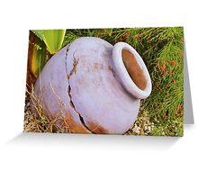 Key West Gecco Greeting Card