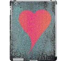 Dystopian love iPad Case/Skin