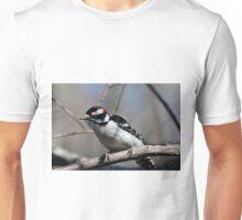 Downy woodpecker Unisex T-Shirt