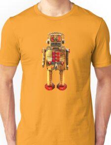 Vintage Robot 2 T-Shirt Unisex T-Shirt