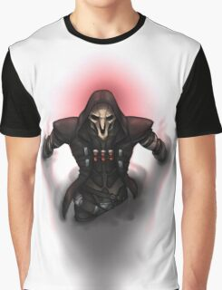 Reaper (Transparent) Graphic T-Shirt