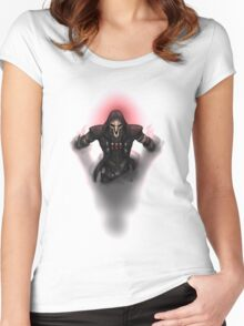 Reaper (Transparent) Women's Fitted Scoop T-Shirt