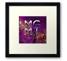 MGMT 01 Framed Print