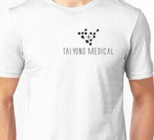 Tai Yong Medical Logo (Black) Unisex T-Shirt