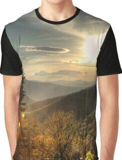 Mount Pisgah Graphic T-Shirt
