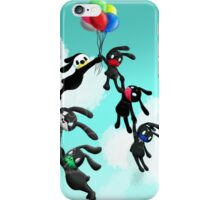 B.A.P Matoki Balloons iPhone Case/Skin