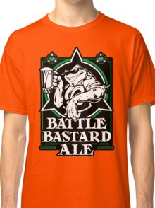 Battle Bastard Ale Classic T-Shirt