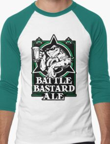 Battle Bastard Ale Men's Baseball ¾ T-Shirt