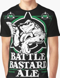 Battle Bastard Ale Graphic T-Shirt