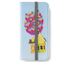 Ballon House Phone Wallet iPhone Wallet/Case/Skin