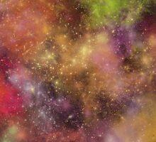 "Galaxy Pollock-""Pink Lemonade"" by kimhobby"