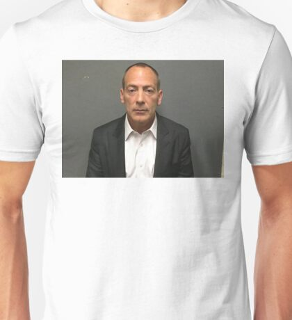 NYC landlord Steve Croman charged for threatening tenants Unisex T-Shirt