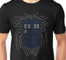 Two Dimensions in Space Unisex T-Shirt