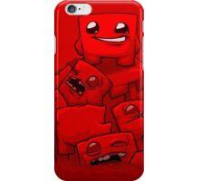Super Meat Boy iPhone Case/Skin