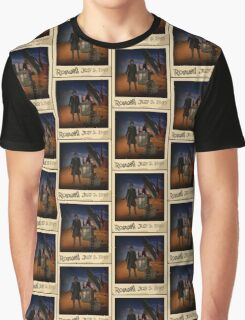 The War Doctor in Roswell Graphic T-Shirt
